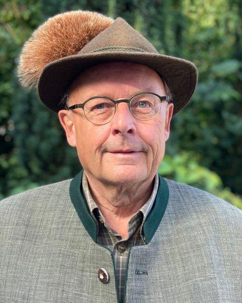 Christoph Breier wird in den nächsten Jahren die Geschicke der Jägerschaft leiten. Vorarlberger Jägerschaft