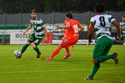 Austria-Kapitän Christoph Freitag will heute mit seinem Team bei den Juniors unbedingt die ersten Punkte einfahren.gepa