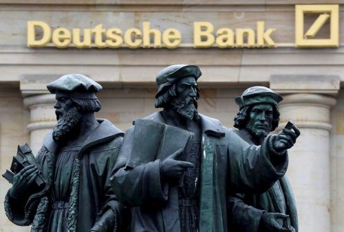 Das Bruttoinlandsprodukt in Deutschland könnte sogar weniger schrumpfen als bei der Finanzkrise 2008/2009. Reuters