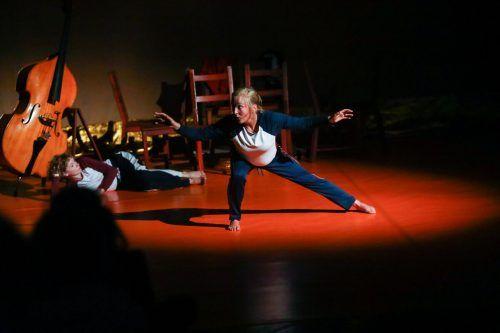 Das Ensemble ZebraDans aus Schweden lieferte dem Luaga & Losna-Festival eine vielschichtige begeisternde Tanzshow. VN/Steurer