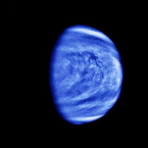 Das hochgiftige Phosphan bzw. Phosphorwasserstoff wurde mit Radioteleskopen in der Venusatmosphäre entdeckt.REUTERS