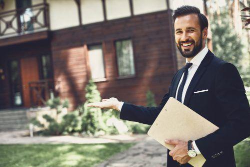 Das Interesse und die Nachfrage an Immobilien ist nach wie vor äußerst hoch.