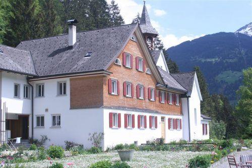Das Kloster Gauenstein in Schruns ist ein beliebtes Kleinod im Montafon.VN Archiv