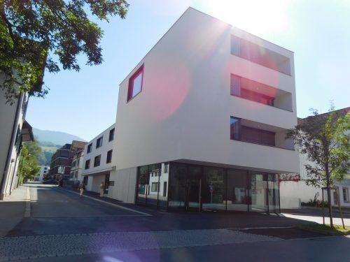 Das neue Stadthaus in Dornbirn wurde planmäßig fertiggestellt.mima
