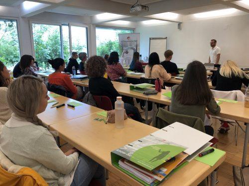 Das Programm der Vitalakademie wurde um 15 Präsenzkurse erweitert. Vitalakademie