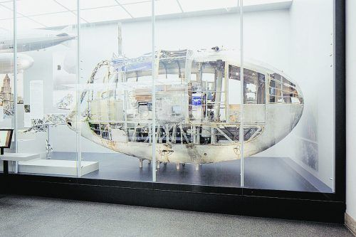 Das Zeppelin Museum in Friedrichshafen ist ein Ort der Innovationen – VN-Abonnenten besuchen das Museum zum Vorteilspreis.zeppelin musuem