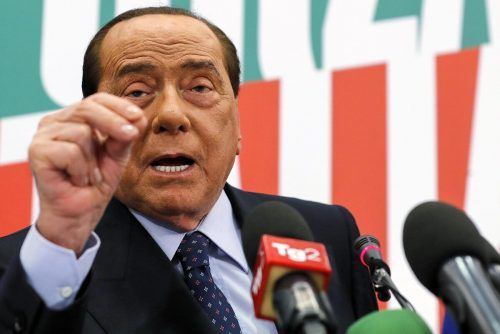 Der Ex-Regierungschef hat sich wohl in einem Sardinien-Urlaub angesteckt. AP