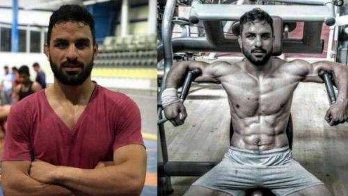Wurde im Iran hingerichtet: der Ringer Navid Afkari (27).???