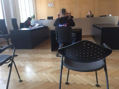 Der junge Mann wurde nun zum dritten Mal wegen Diebstahls verurteilt, beim nächsten Mal setzt es Haft. VN/GS