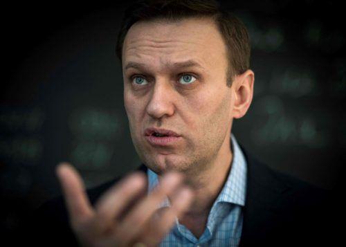 Der Kremlkritiker Nawalny wird derzeit in der Berliner Charité behandelt. AFP