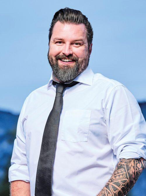 Der neue Innungsmeister Martin Halbrainer will das Image der Branche stärken.Ivo Vögel