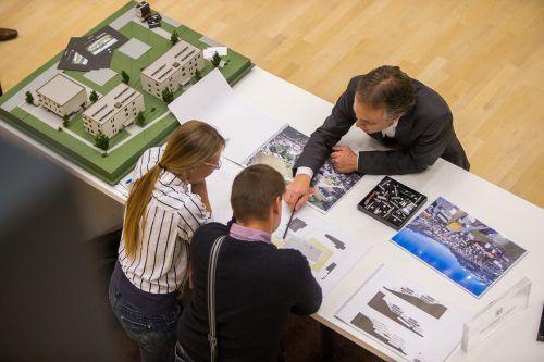Der Vorarlberger Immobilienmarkt entwickelt sich weiter positiv. Im ersten Halbjahr 2020 gab es 3461 Verbücherungen zu verzeichnen. VN/Steurer