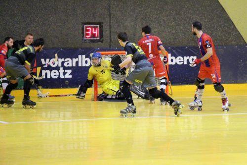 Die Dornbirner Rollhockeyspieler freuen sich auf interessante Gegner beim Branduhren-Cup.RHC
