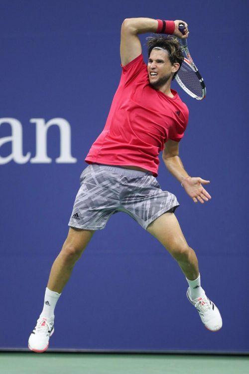 Die erste Runde in Paris hat es für Dominic Thiem in sich: Mit Marin Cilic, Sieger der US Open 2014, wartet eine schwierige Aufgabe. apa