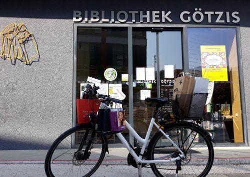 Die Götzner Bibliothek am Garnmarkt startet frisch und motiviert in den Herbst.Mäser