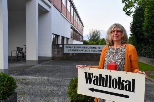 Die Grünen mit Marlene Thalhammer konnten zulegen.