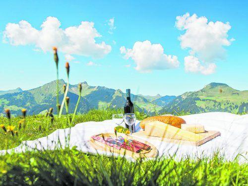 """Die """"Herbst.Genuss.Zeit""""-Wochen vom 12. September bis 4. Oktober bieten Gaumenfreuden am Berg und im Tal.alex kaiser"""