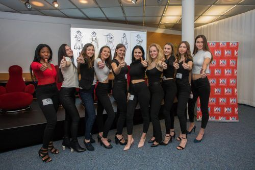 Die Kandidatinnen, die beim Casting im Februar ausgewählt wurden, dürfen 2021 um den Titel kämpfen. VN/PS