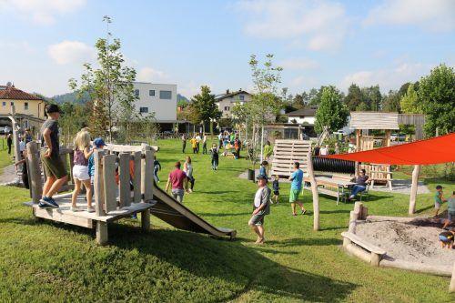 Neben Kinderspielplätzen wurden im Konzept unter anderem auch Sport- und Freizeitangebote berücksichtigt. Stadt Feldkirch