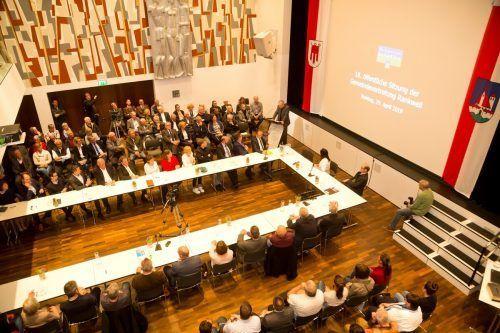 Die konstituierende Sitzung der Rankweiler Gemeindevertretung kann online live verfolgt werden. Mathis