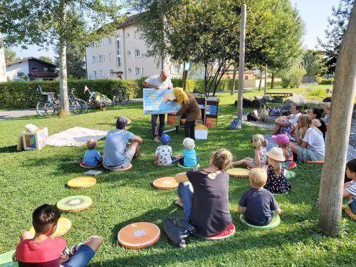 Die Mobile Bibliothek Lustenau ist ein neues Projekt und soll Kindern in den Sommerferien das Lesen näherbringen.Gemeinde