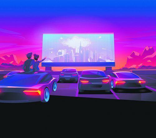 Die VN verlosen jede Woche 2 x 1 Eintritt für das Ländle-Autokino in Bludenz. veranstalter
