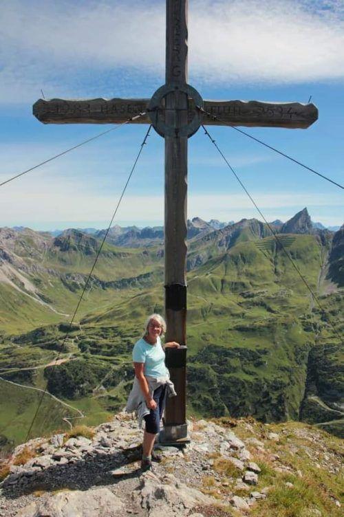 """Die Waldnerin Bernadette Ganahl ist vielfältig im Klostertal engagiert und will nach zwei Jahren Pause das Projekt """"Gemeinsam, statt einsam"""" noch einmal aufleben lassen.mek"""