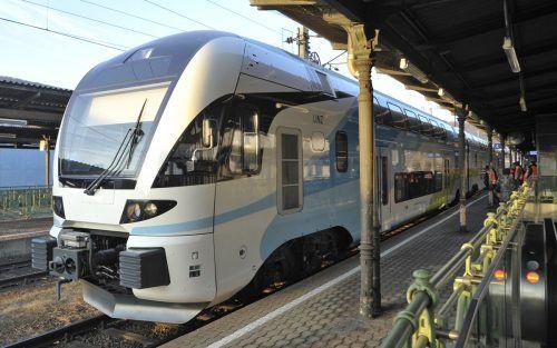 Die Westbahn befährt täglich mehrfach die Strecke Salzburg–Wien. APA