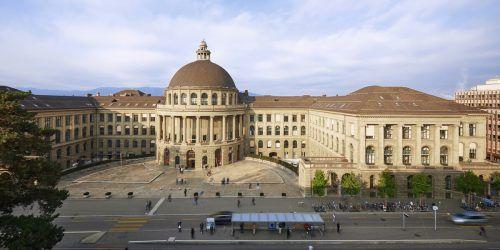 Die Wurzeln der ETH Zürich reichen bis ins Jahr 1855 zurück. ETH