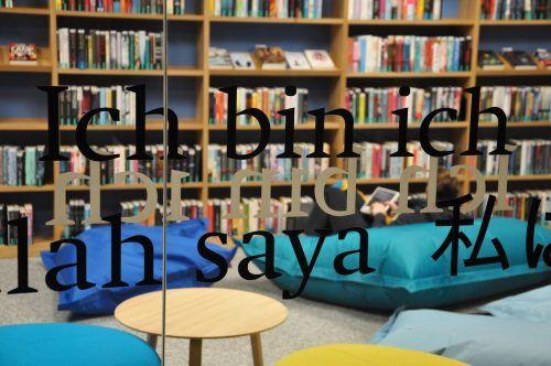 Drei unterschiedliche Lesungen finden ab kommender Woche in der Bibliothek statt.lcf