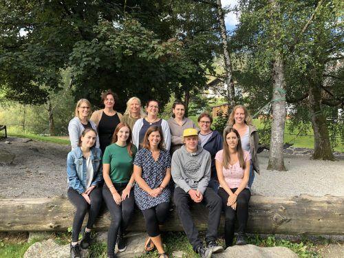 Ein zwölfköpfiges Team an Pädagoginnen und Assistentinnen wird ab Montag für die Betreuung und Förderung von 40 Zwei- bis Dreijährigen zuständig sein.Marktgemeinde
