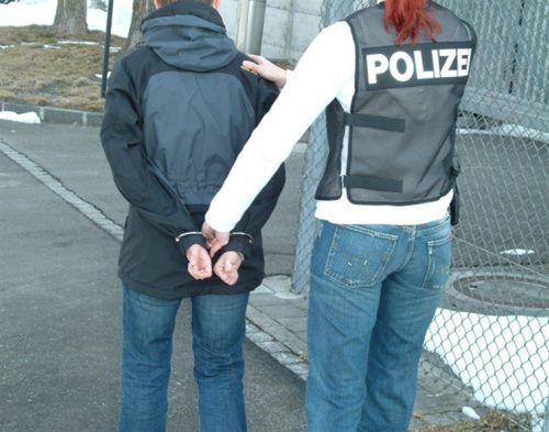 Eine Mitteilung auf Instagram überführte die Liechtensteiner Verdächtigen und hatte ihre Verhaftung zur Folge. SYMBOL/LANDESPOLIZEI