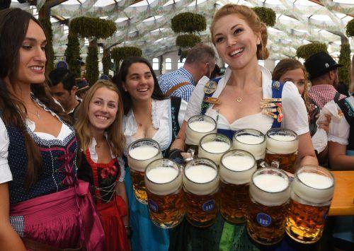 Erstmals seit 70 Jahren ist das Münchner Oktoberfest abgesagt. AFP
