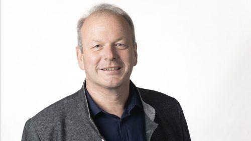 Christian Loacker (57) ist der Spitzenkandidat der ÖVP in Götzis.