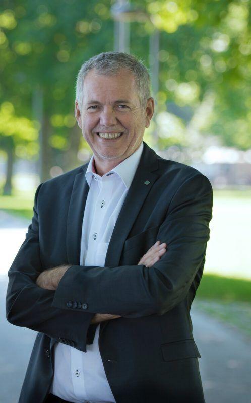 """VLV-Chef Robert Sturn: """"Einfache Maßnahmen veringern die Gefahr."""" FA"""