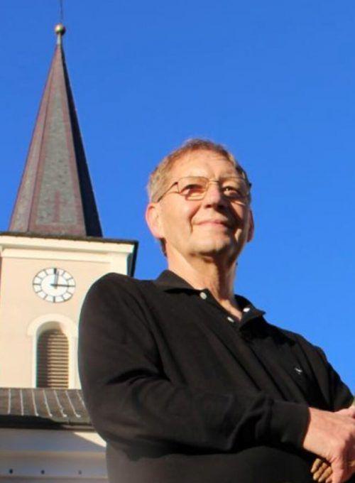 Ewald Fetz stellt ab Samstag in Ulrikes Galerie in Bezau aus. STP