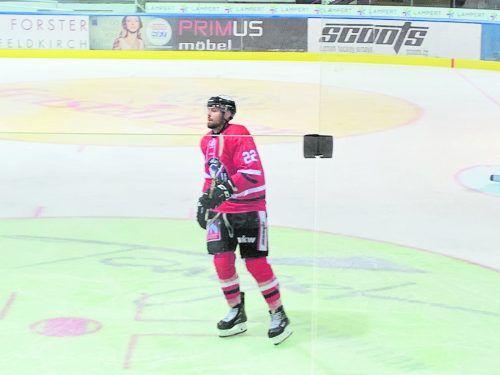 Feldkirch stattet Verteidiger Ivan Korecki mit einem Vertrag aus.ko