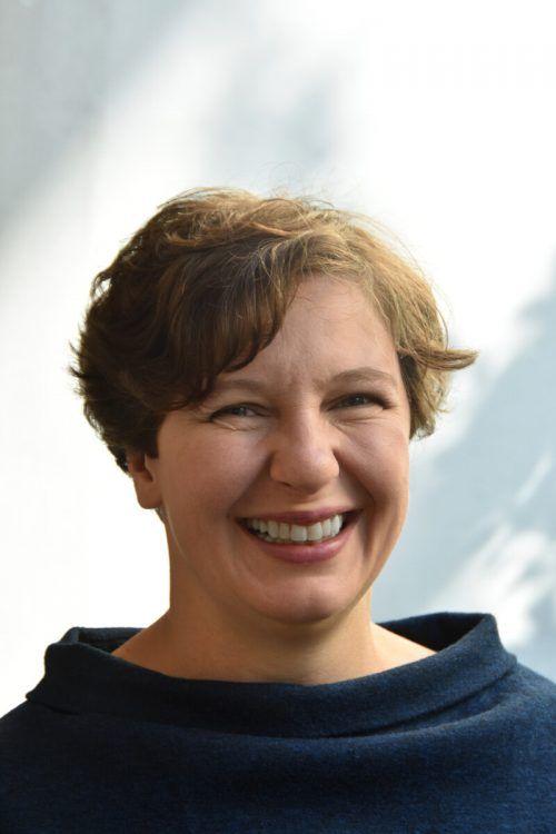 Gudrun Sturn (43) ist die Spitzenkandidatin von Wir in Röthis.