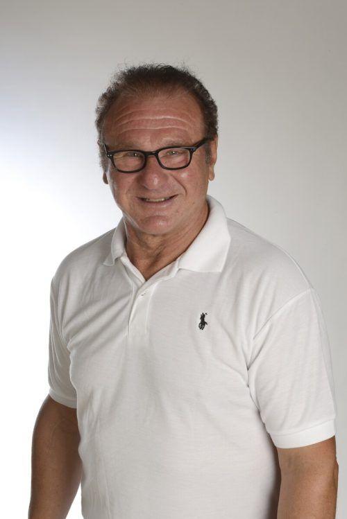 Friedrich Lins (65) tritt für Offene.Volks.Politik (O.V.P) an.