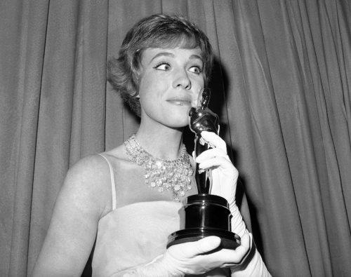 """Für """"Mary Poppins"""" erhielt Andrews 1965 einen Oscar. AP"""