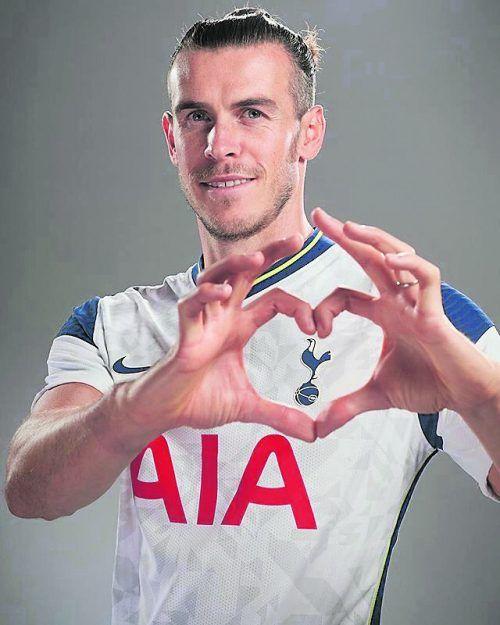 Gareth Bale ist zurück bei den Tottenham Hotspurs. Instagram