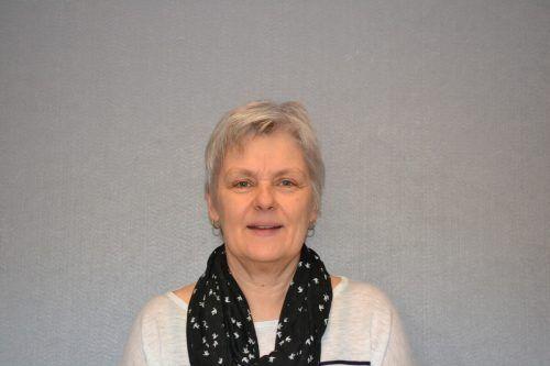Gerda Eberle ist seit über 20 Jahren Hospizbegleiterin.Caritas
