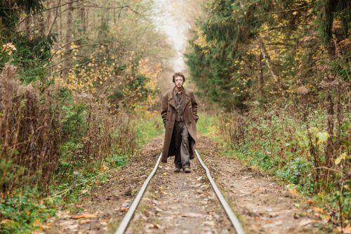 """Gilles, gespielt von Nahuel Perez Biscayart, kämpft im Drama """"Persischstunden"""" ums Überleben. Frenetic Films"""