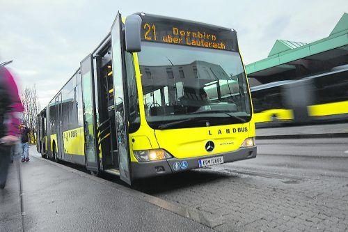 Gratis An- und Abreise mit öffentlichen Verkehrsmitteln.klaus hartinger