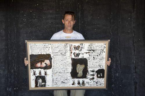 """Gregor Koller konnte im """"Hor(s)t der Kunst"""" rund 15.000 Besucher zählen."""