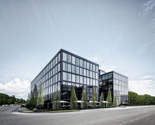 Hauptsitz der Montfort Werbung ist das Kokon-Gebäude in Ruggell. Fa