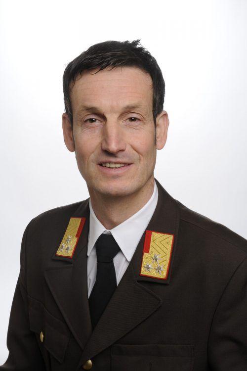 Herbster Österle aus Doren wir der neue Landesfeuerwehrinspektor.