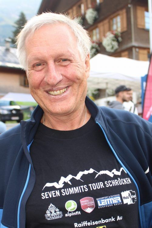 Bürgermeister Schwarzmann steht nur noch bis Mitte 2022 zur Verfügung.