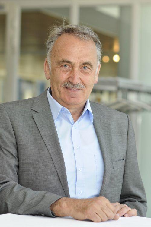 Hubert Hrach (71) für TEAM Hubert HRACH, FPÖ und Parteifreie Nüziders.