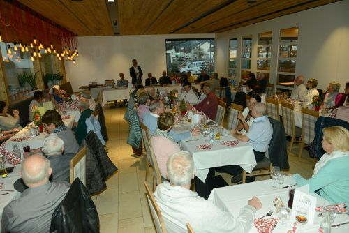 Im Gasthaus Lamm findet am kommenden Freitag die Jahreshauptversammlung der Oberösterreicher in Vorarlberg statt.hapf/2